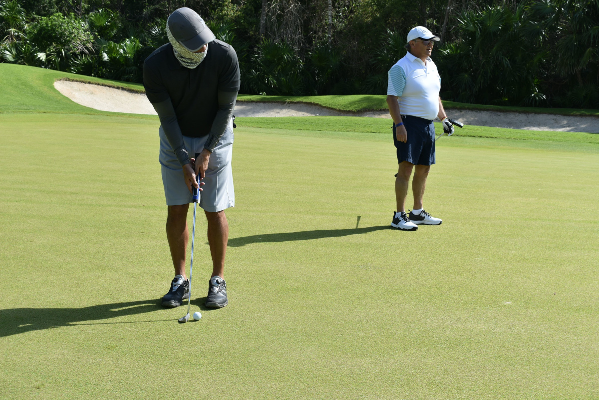 El pasado fin de semana se llevó a cabo PGA Riviera Maya Championship 2020. Noticias en tiempo real