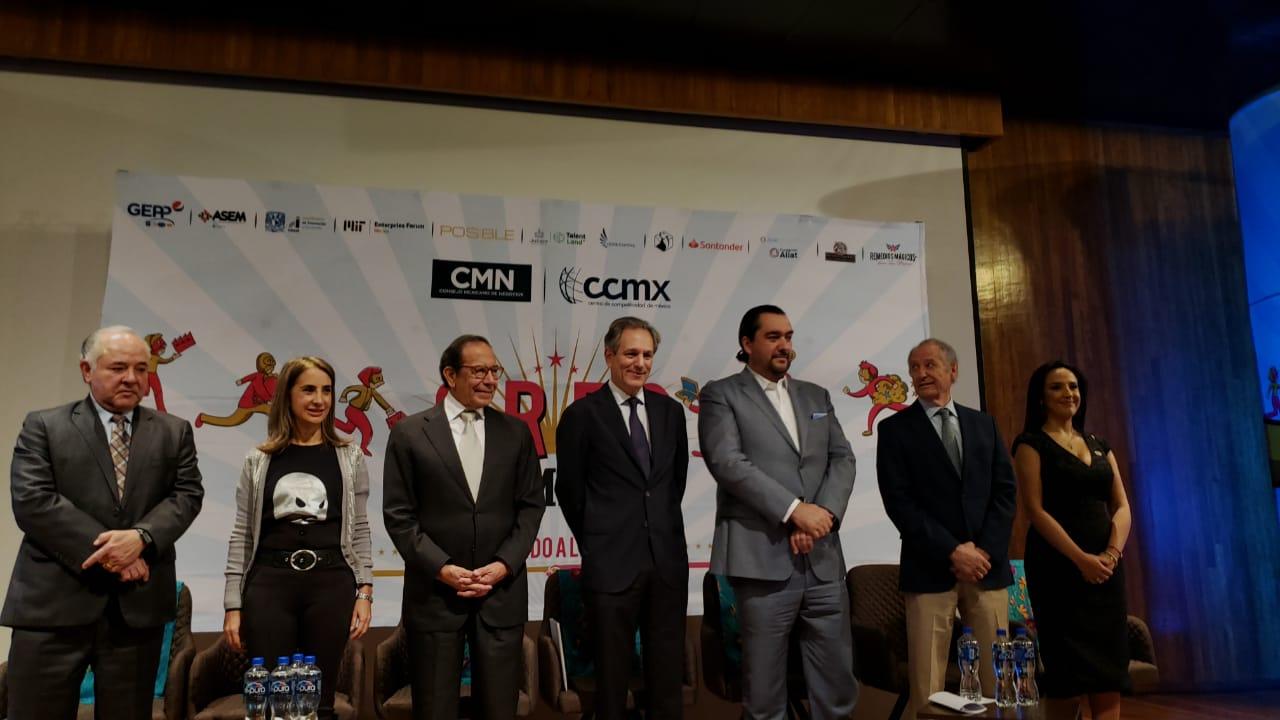Llega CREO MX, encuentro para potencializar a los emprendedores y PyMES de México. Noticias en tiempo real