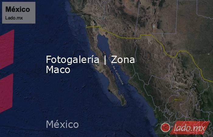 Fotogalería | Zona Maco. Noticias en tiempo real