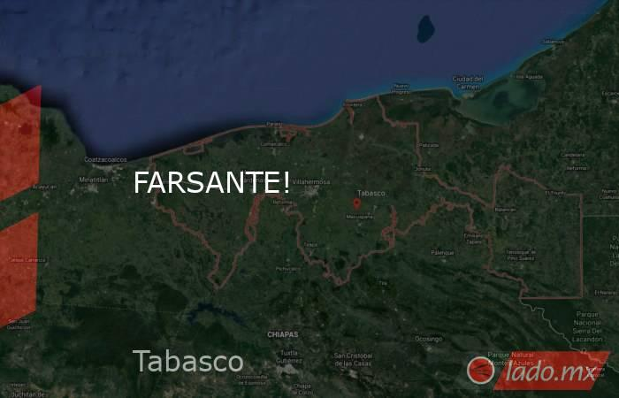 FARSANTE!. Noticias en tiempo real