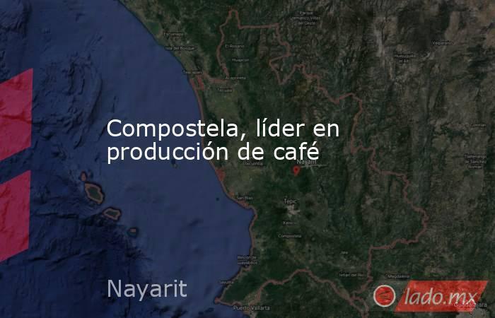 Compostela, líder en producción de café. Noticias en tiempo real