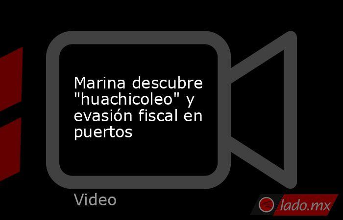 Marina descubre