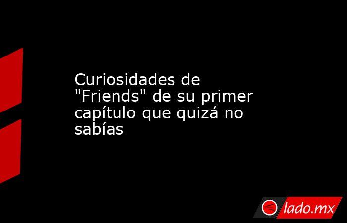 Curiosidades de